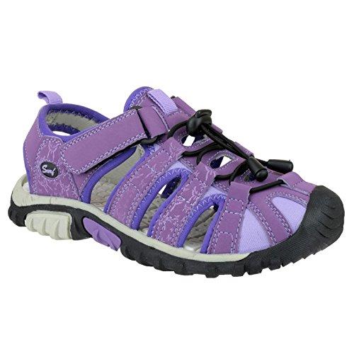 37 40 Size Textile 39 35 Blue Mens Surf Violet 36 Lined Sandals 38 wadXRx8n
