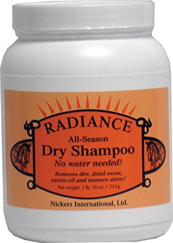 Nickers Radiance Dry Shampoo