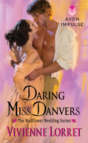 Daring Miss Danvers: The Wallflower Wedding Series cover