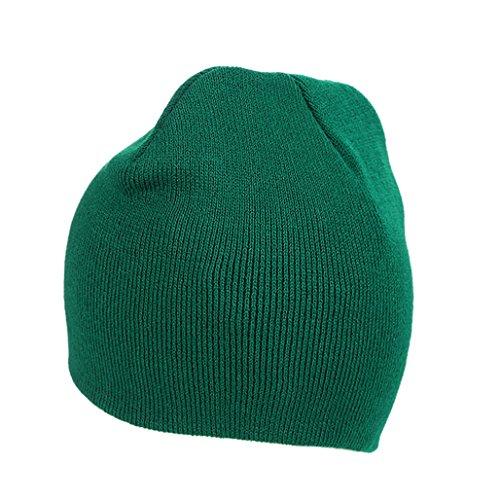 oscuro para de Finger verde hombre punto Gorro Little Rn1vP6Wq06