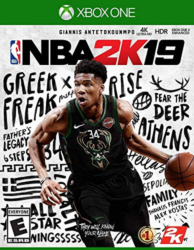 NBA 2K19 - Xbox One (Best Games For 2019 Ps4)