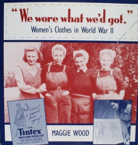 World War Ii General Costume (We Wore What We'd Got: Women's Clothes in World War II)