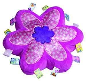 Taggies Flower Me Fun Plush (Discontinued by Manufacturer)