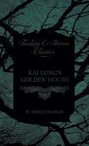 book cover of Kai Lung\'s Golden Hours