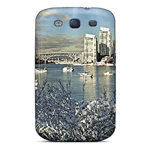 Fashionable DAOOF3018mObFH Galaxy S3 Case Cover For Vancouver Scenes 01 Protective Case