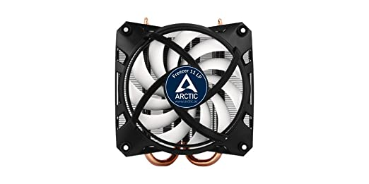 1149 opinioni per Arctic Freezer 11 LP- 100 Watt Intel CPU Cooler per Case PC Slim- Ultra ventola
