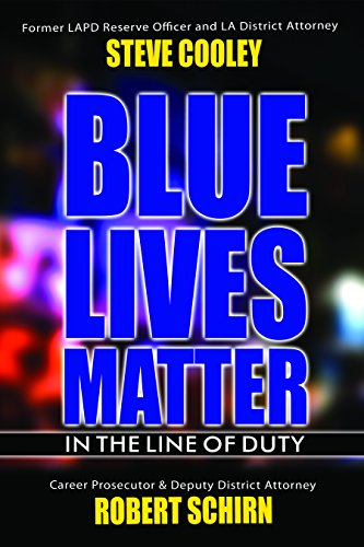 Blue Lives Matter - In the Line of Duty cover