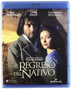 El Regreso Del Nativo [Blu-ray]: Amazon.es: Catherine Zeta