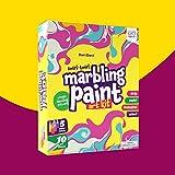 Dan&Darci Marbling Paint Art Kit for Kids - Arts