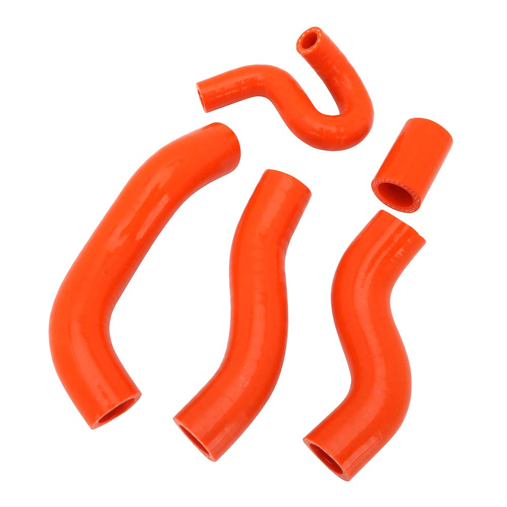 Silicone Radiator Coolant Hose Kit Motorcycle For KTM 500 EXC-F 2012-2016