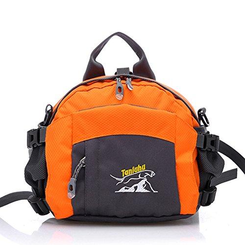 Outdoor-Rucksack Taschen doppelte Fahrt Schulter Tasche Multi-Funktions-Tasche