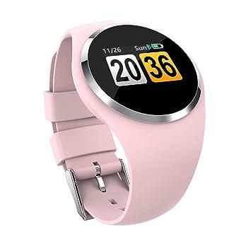 DROMEZ Reloj Smartwatch Smart Watch Pantalla táctil Actividad ...