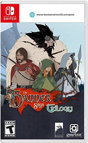 Banner Saga Trilogy – Nintendo Switch