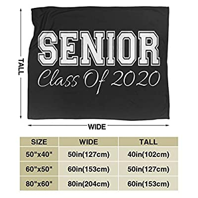 Seniors 2020 Blanket Soft Air Conditioning Quilt Sofa Couch Bed Throw for Kids Adults 80