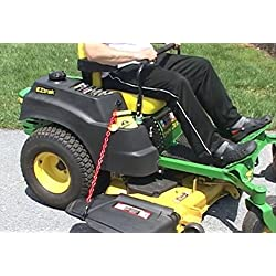 LINXGUARD Safely Raises / Lowers Riding Lawnmower Chute