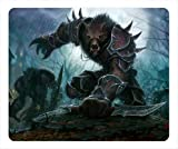World of Warcraft Worgen Rectangle Mouse Pad by ieasycenter