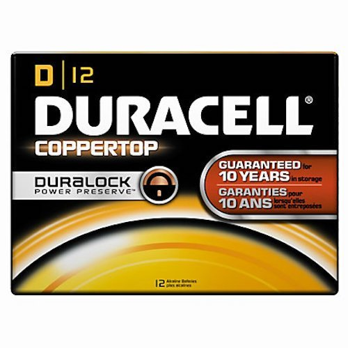 Duracell D, 12 PK