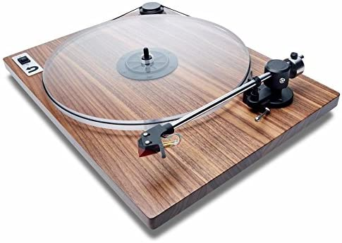 U-Turn Audio – Orbit Special Turntable with Built-in preamp Walnut