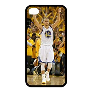 Custom Stephen Curry Basketball Series Case For Iphone 4/4S OverCase JN4S-1460