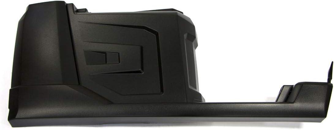 Polaris Rear Right Hand Fender with Rocker, Black, Genuine OEM Part 5439008-070, Qty 1