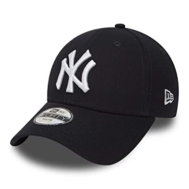 1be23c50fb13 New Era Enfants Garçons Filles Casquette De Baseball Chapeau 940 Strapback  MLB Ligue Basic NY Yankees
