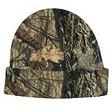 Mossy Oak Fleece Watch Cap with Cuff