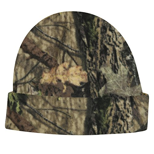 Mossy Oak Fleece Watch Cap with Cuff ()