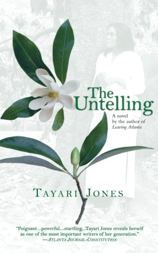 Book cover from The Untelling by Tayari Jones