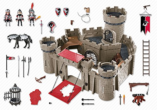 PLAYMOBIL Hawk Knights' Castle by PLAYMOBIL® (Image #4)