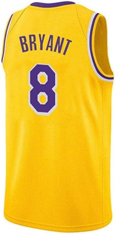 Hombres Jersey Amarillo De Baloncesto - NBA Los Angeles ...