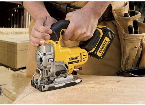 Best cordless jig saw