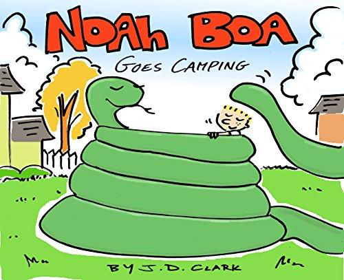 Noah Boa Goes Camping