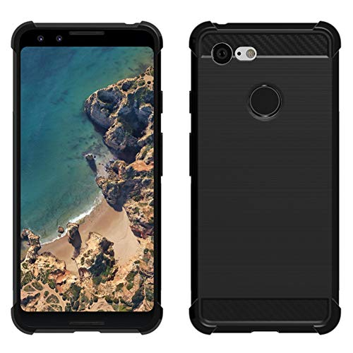full body protective bumper case for pixel 3