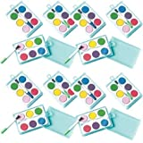 Mini Paint Sets (pack of 12) - Party Bag Fillers [Office Product]