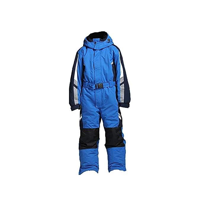 Amazon.com: Genma0 - Traje de snowsuit de una sola pieza ...