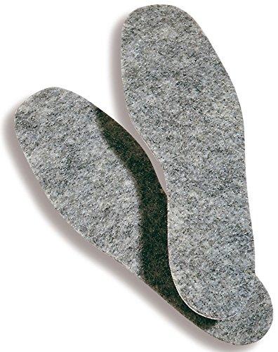 Blakläder 22030000000042Suela de fieltro talla 42, color gris