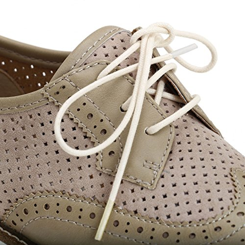 Donna Beige Prendimi Amp;scarpe By Stringate Scarpe Qaogt jpSzMVLqUG