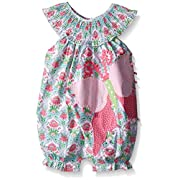 Mud Pie Baby Butterfly Bubble, Multi, 0-3 Months