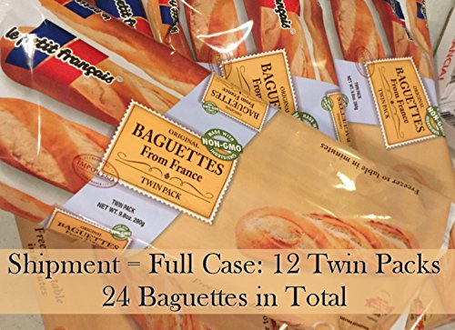Baguettes From France by Le Petit Francais