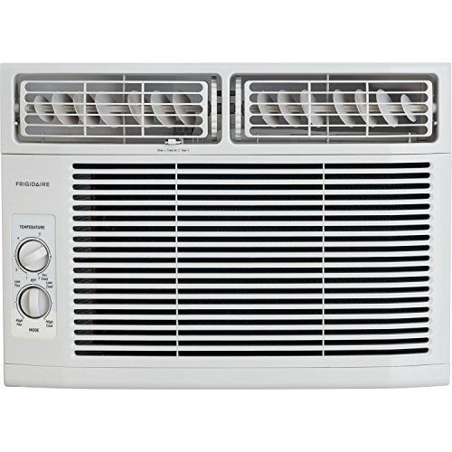Frigidaire FFRA1222R1 12000 BTU 115-volt Window-Mounted Compact Air Conditioner with Remote Control by Frigidaire