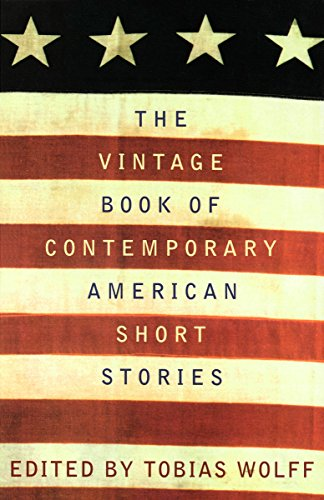 The Vintage Book of Contemporary American Short Stories (Best Contemporary American Writers)