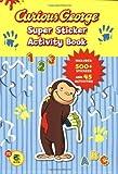 Curious George - Super Sticker, H. A. Rey, 0547238967