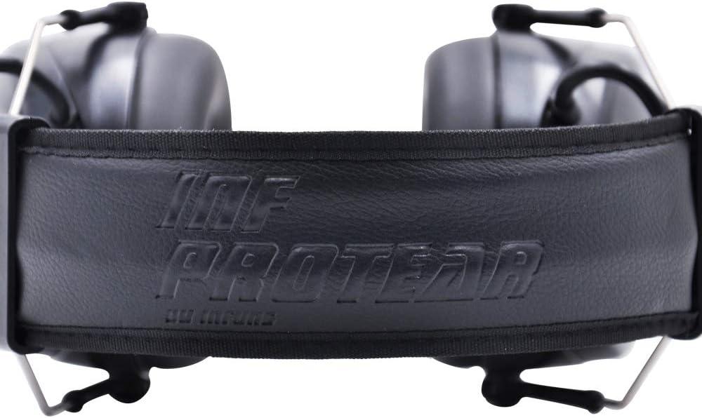 pour atelier // FM Inf Protear Ecouteurs doreille radio Bluetooth DAB tonte conduite de tracteur sciage jardin SNR 30dB avec batterie au lithium rechargeable de grande capacit/é construction