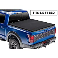 Extang Trifecta Signature 2.O Soft Folding Truck Bed Tonneau Cover | 94466 | fits Toyota Tundra (6 1/2 ft) 2014-18 (with rail system)