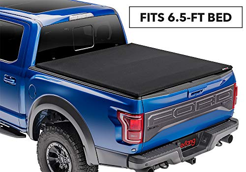 (Extang Trifecta Signature 2.O Soft Folding Truck Bed Tonneau Cover | 94720 | fits Ford Super Duty Short Bed (6 1/2 ft) 99-16)