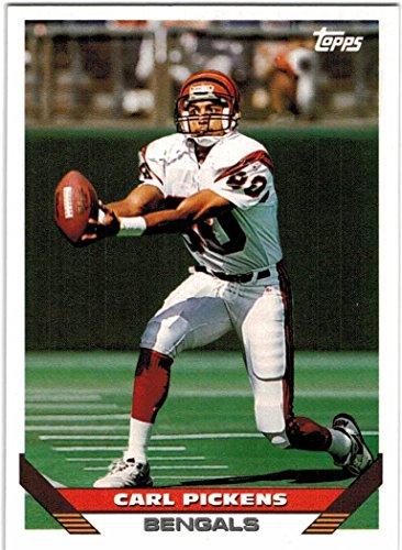 (1993 Topps Series I & II Cincinnati Bengals Team Set with Carl Pickens & 2 Harold Green - 19 Cards )