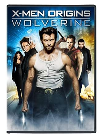 Amazon.com: X-Men Origins: Wolverine (Single-Disc Edition): Hugh Jackman,  Liev Schreiber, Danny Huston, Dominic Monaghan, Ryan Reynolds, Gavin Hood:  Movies & TV