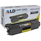 LD © Compatible Replacement for Brother TN339Y Super High Yield Yellow Laser Toner Cartridge for use in Brother HL-L8250CDN, HL-L8350CDW, HL-L8350CDWT, HL-L9200CDW, HL-L9200CDWT, Multifunction MFC-L8600CDW, MFC-L8850CDW, and MFC-L9550CDW Printers by LD Products