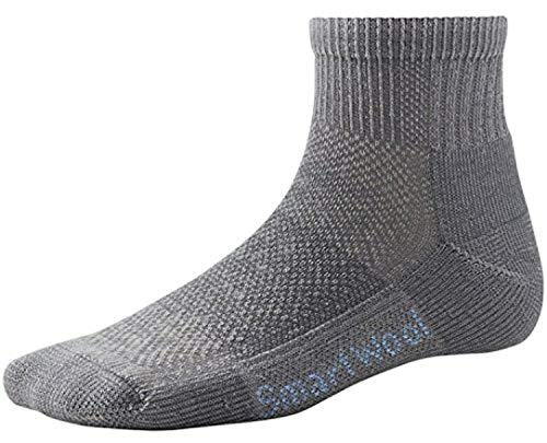 SmartWool Women's Hike Ultra Light Mini Socks Gray L ()