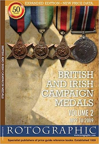 Book British and Irish Campaign Medals: 1899 to 2009 v. 2